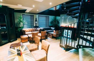 10 Cafe Bar, Forfar