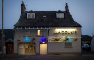 Aboukir Hotel, Carnoustie