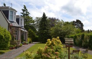 Alexandra Lodge B&B, Edzell