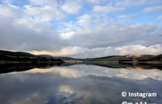 Backwater Reservoir, Kirriemuir