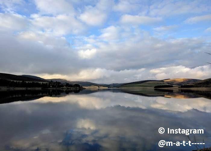 Backwater Reservoir, Kirriemuir