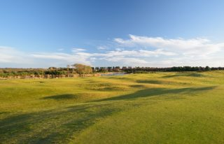 Barry Links, Carnoustie