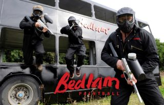 Bedlam Paintball, Edzell