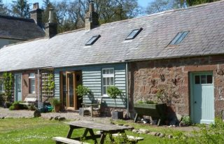 Blackhall Cottage, Brechin