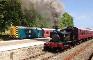 Caledonian Railway, Brechin