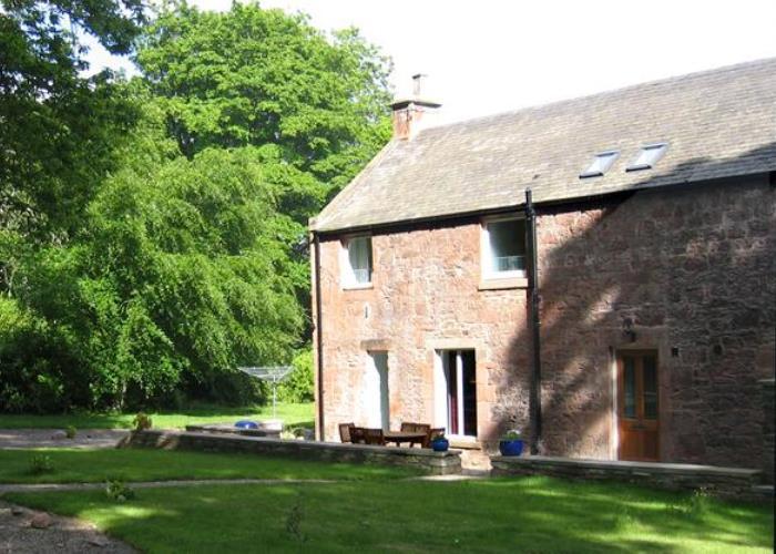 Chauffeur's Cottage, Kinblethmont Estate