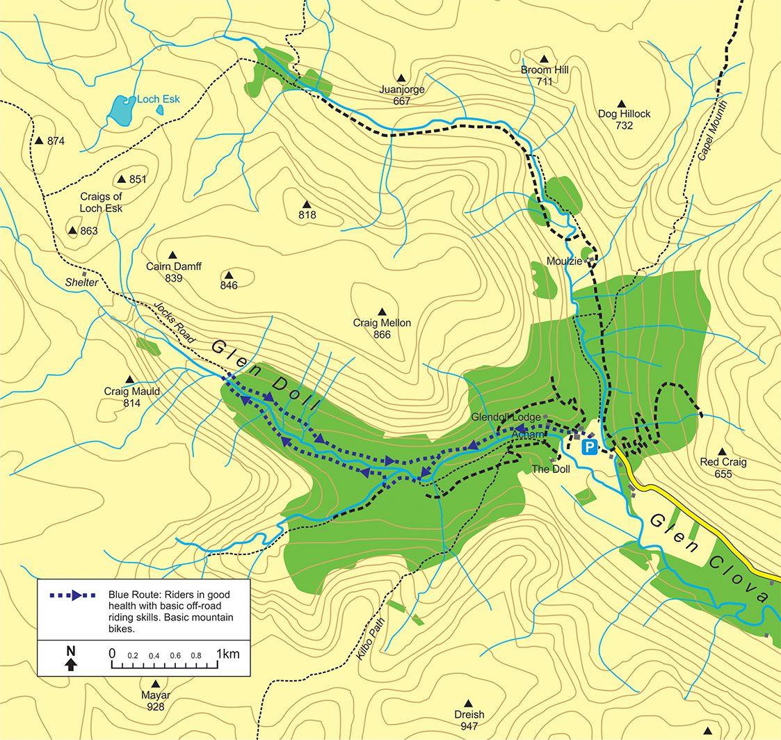 Clova Map