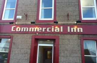 Commercial Inn, Arbroath