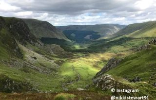 Corrie Fee Nature Reserve, Glen Clova