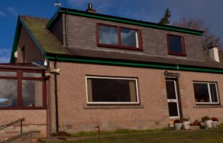 Crepto B&B, Kirriemuir