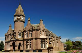 Inglis Memorial Hall and Library, Edzell