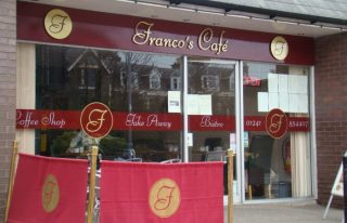 Franco's Cafe, Carnoustie