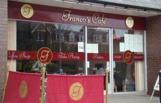 Franco's Cafe, Carnoustie