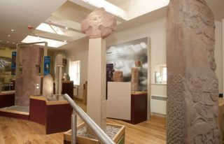 St Vigeans Sculptured Museum, Arbroath