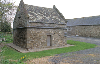 Tealing Dovecot House
