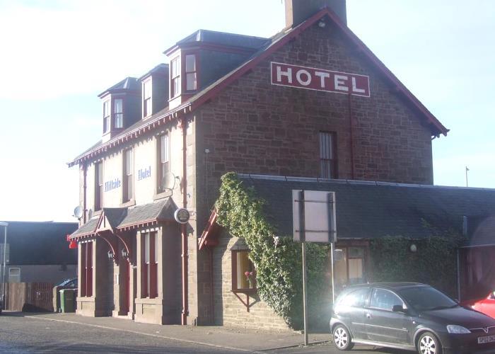Hillside Hotel, Montrose