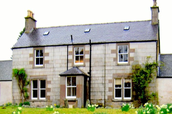 House of Mark Guest House in the Angus Glens, near Brechin