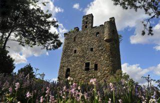 Invermark Castle, Glen Esk