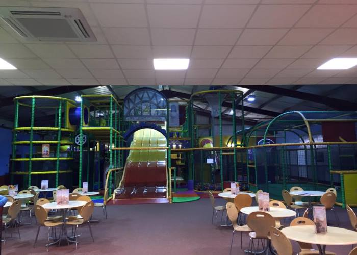 Jumping Joeys Soft Play Centre, Arbroath