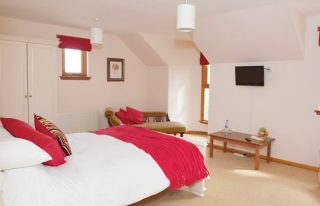 Kescoweth B&B and Coffee Shop, Arbroath