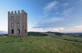 Kinpurnie Hill, Angus