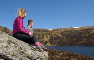 Loch Brandy, Glen Clova, Angus