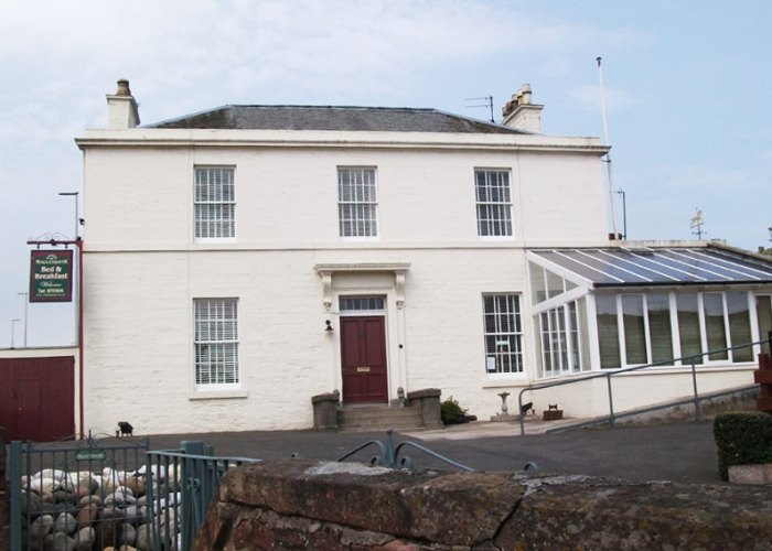 Maulesbank Guest House, Arbroath