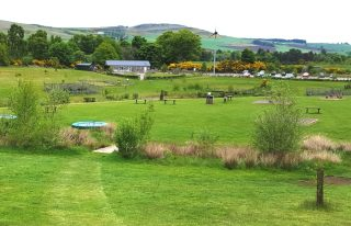 Murton Farm, Nature Reserve and Tea Room, Forfar
