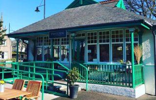 Pavilion Cafe, Montrose