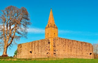 Restenneth Priory, Forfar