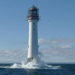 Robert Stevenson- Bell Rock Lighthouse