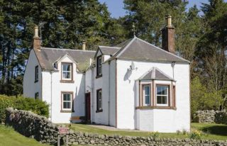 Rottal Farmhouse & Bothy, near Kirriemuir