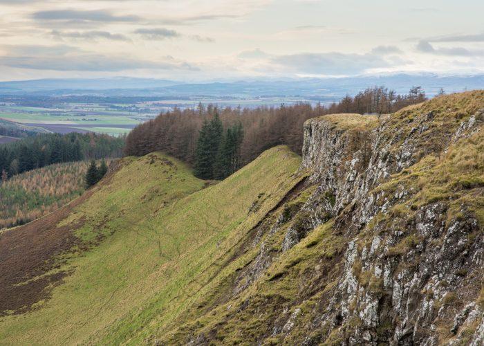 Sidlaw Hills, Angus, Scotland