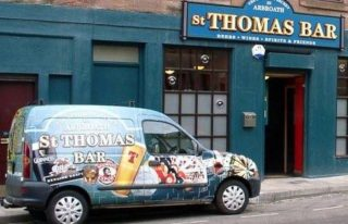 St Thomas Bar, Arbroath