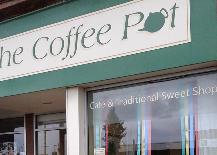The Coffee Pot Cafe, Monifieth