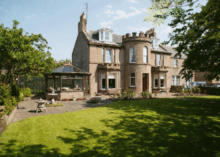 Limes Guest House, Montrose