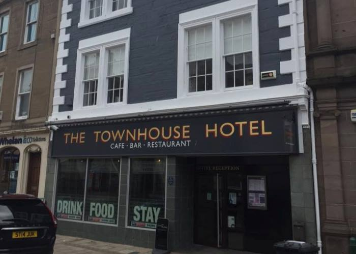 The Townhouse Hotel and Restaurant, Arbroath