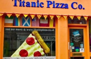 Titanic Pizza, Carnoustie