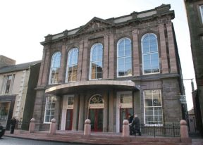 Webster Memorial Theatre, Arbroath