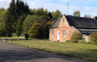 West Lodge, Kinblethmont, Angus