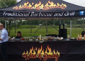 Wild & Smoky - Street Food in Angus