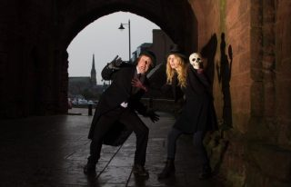 BeSpooked Walking and Ghost Tours, Angus