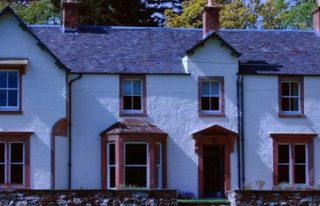 Cortachy House B&B, Kirriemuir