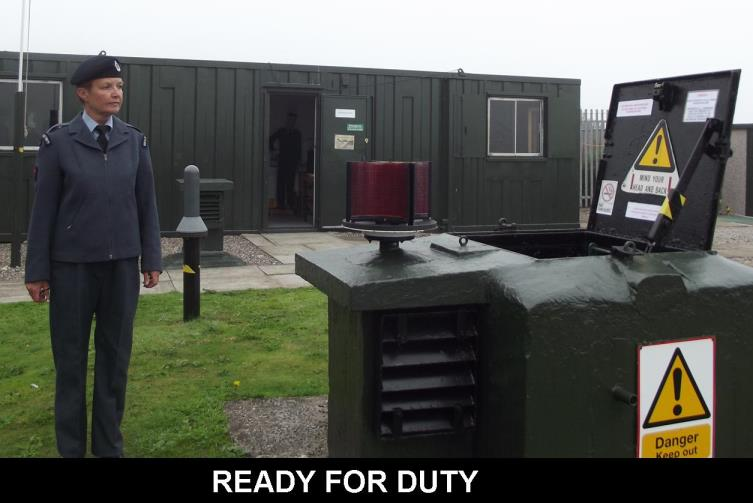 Arbroath Royal Observer Corps Post Museum