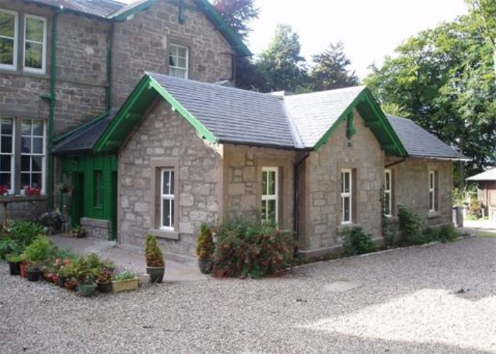 Courtyard Cottage, Forfar