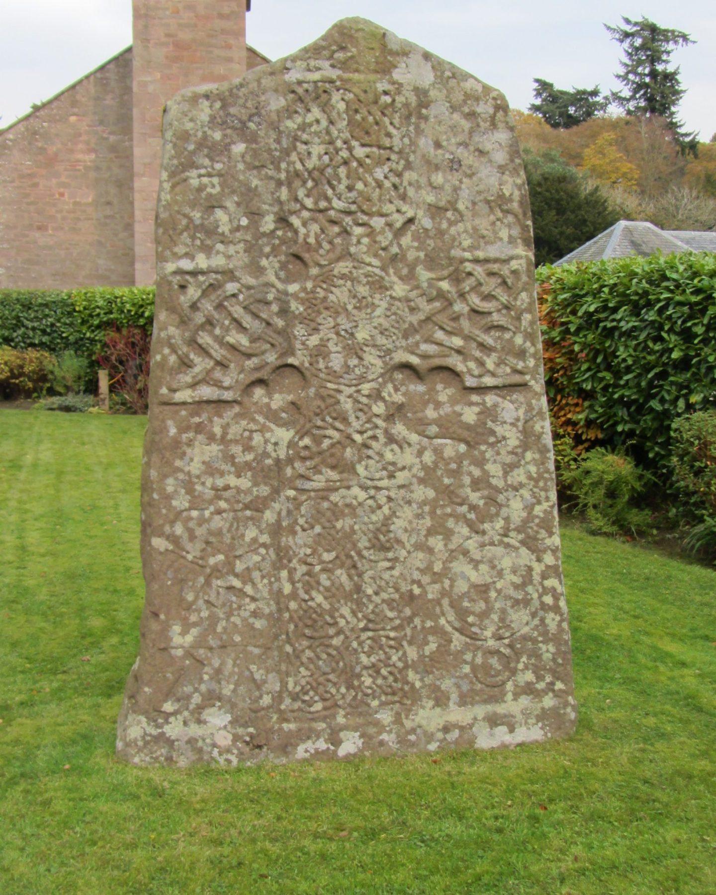 Glamis cross slab
