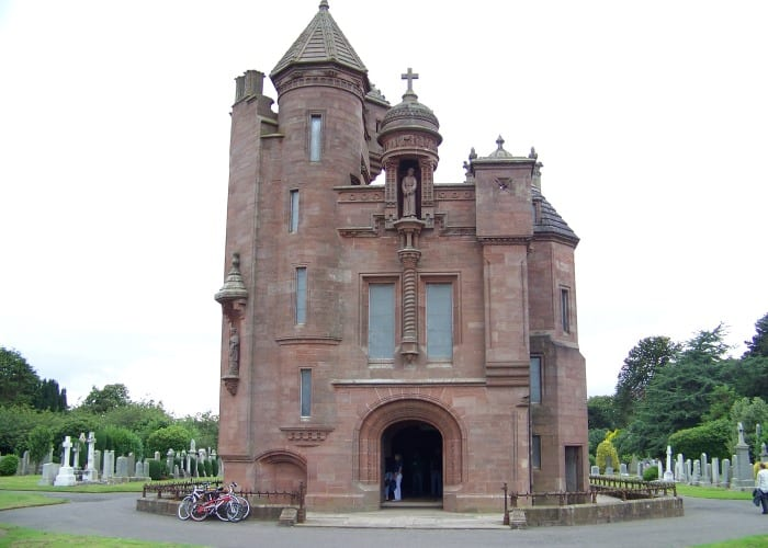 Mortuary Chapel, Arbroath