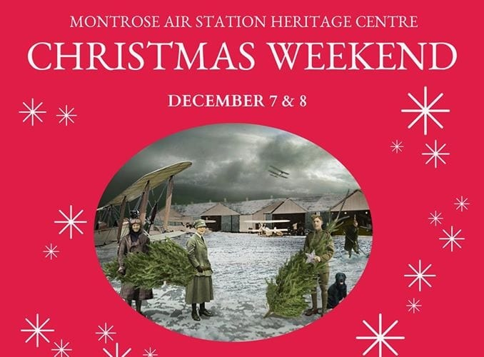 Montrose Air Station Christmas Weekend