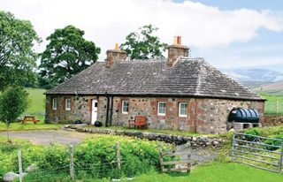 Middlehill Cottage, Kirriemuir
