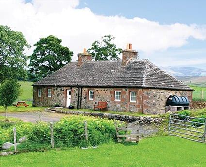 Middlehill Cottage, Kirriemuir